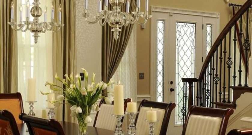 Elegant Dining Table Centerpiece Ideas