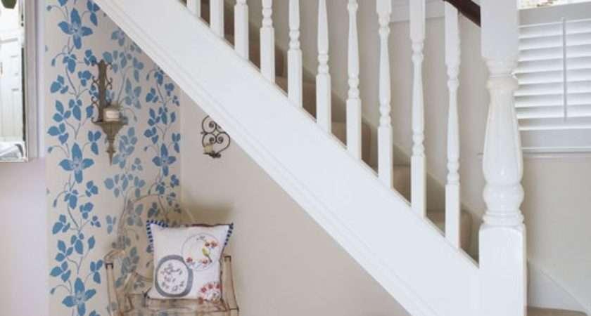 Elegant Feature Hallway Wall Colour Schemes