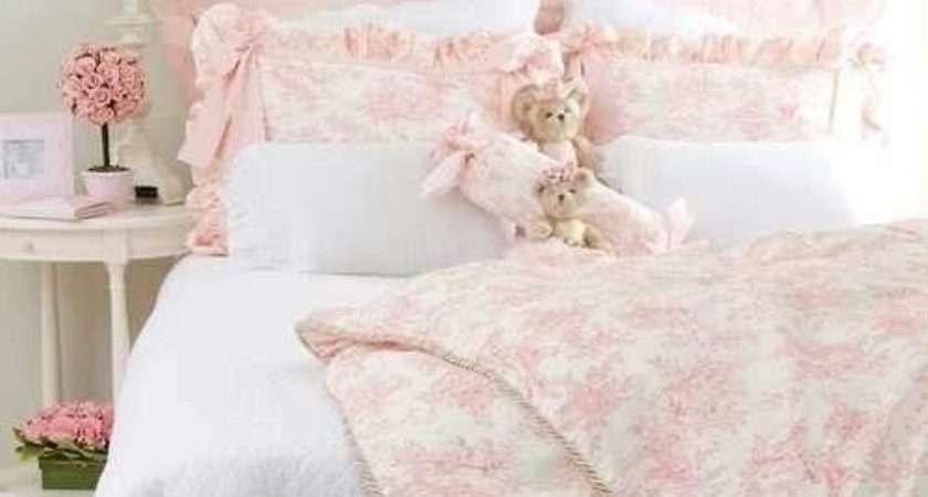 Elegant Girly Bedroom Photos
