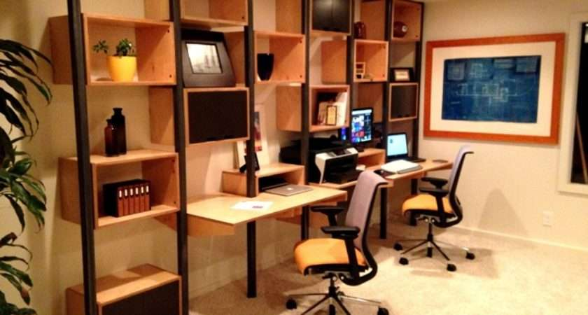 Elegant Home Office Furniture Trend Design Decor