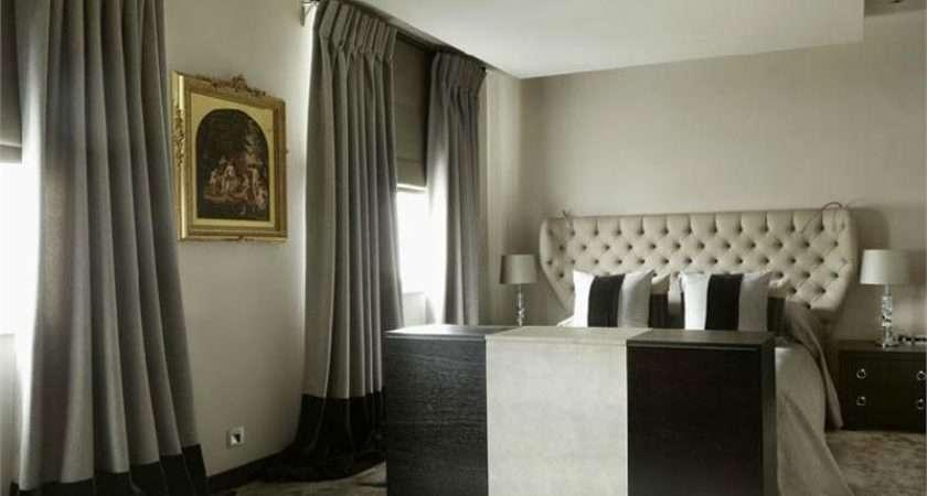 Elegant Transitional Bedroom Kelly Hoppen