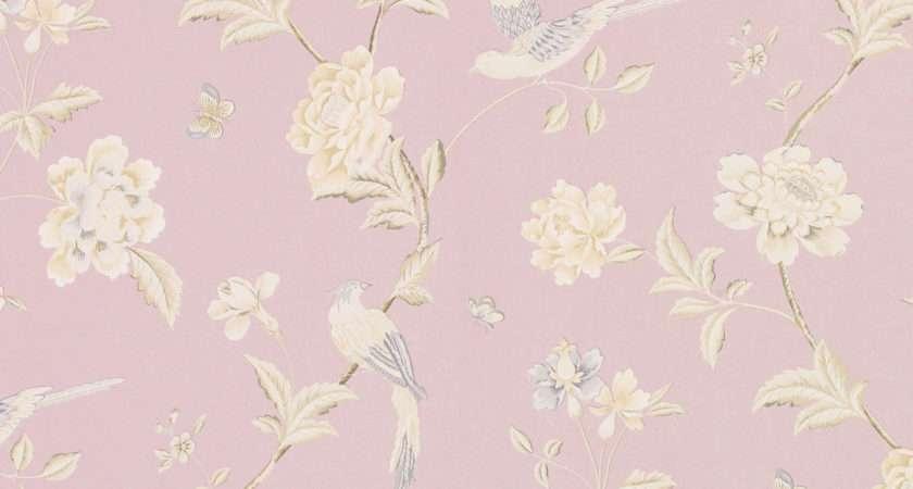 Elveden Amethyst Floral Laura Ashley