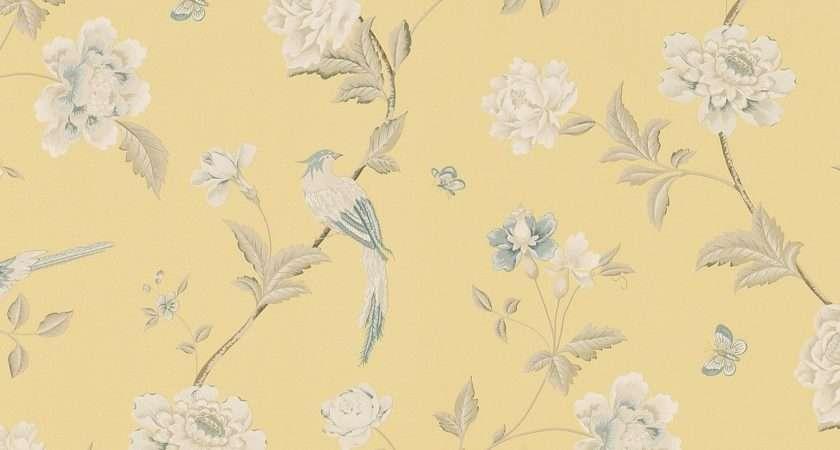 Elveden Camomile Floral Laura Ashley