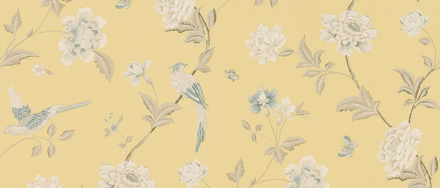 Elveden Camomile Floral Laura Ashley