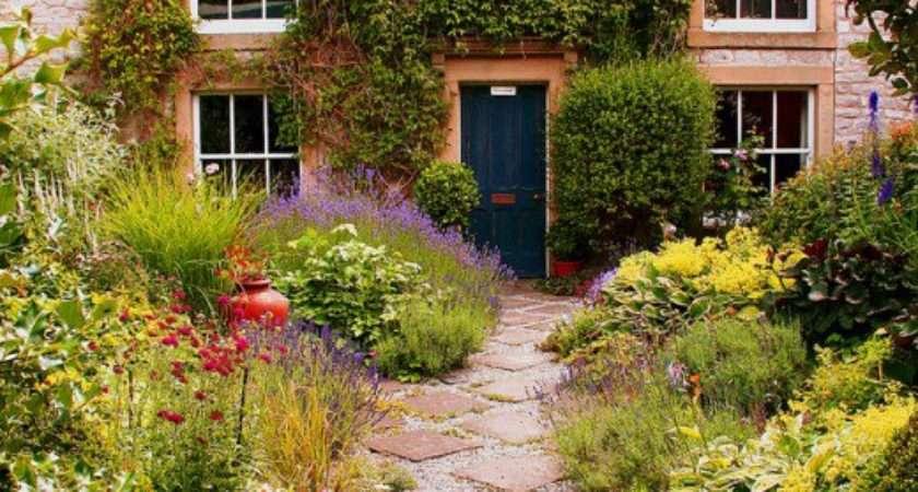English Cottage Garden Isn Everybody Dengarden