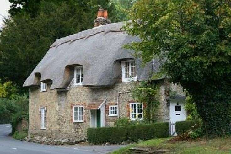 English Country Cottage England Pinterest