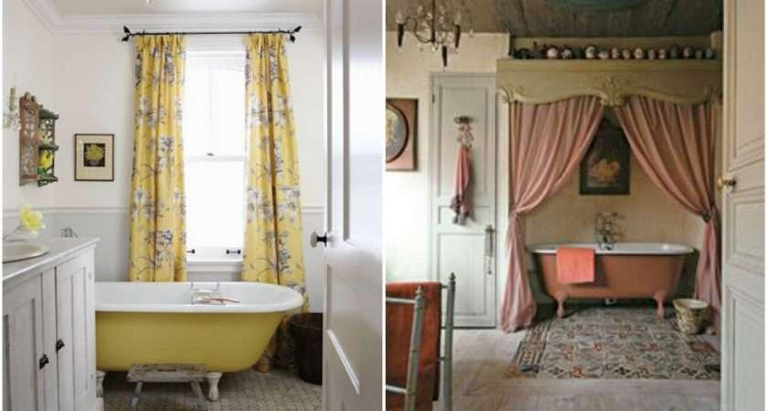 English Country Style Home Interior Design Kitchen Bathroom