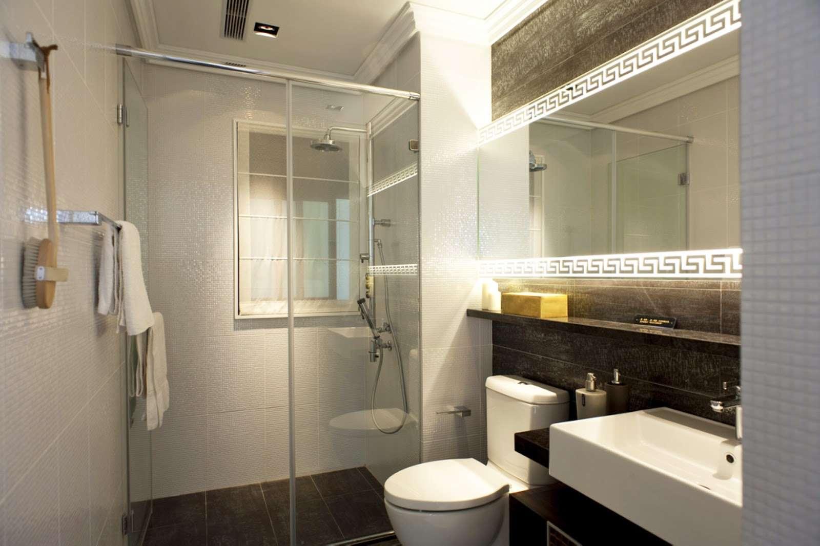 Ensuite Bathroom Ideas Revisited Industry Standard Design