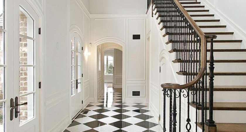 Entrance Foyer Design Ideas Contemporary Homes Photos