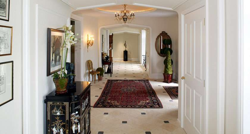 Entrance Hall Furniture Contemporary Arched