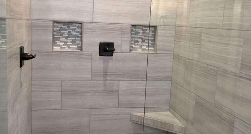 Entranching Best Shower Tile Designs Ideas Pinterest