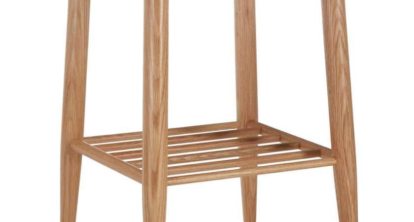 Ercol John Lewis Shalstone Bedside Table
