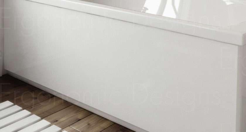 Ergonomic Designs Bathroom White Bath Side Panel Ebay