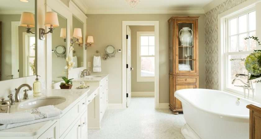 European Style Bathroom Design