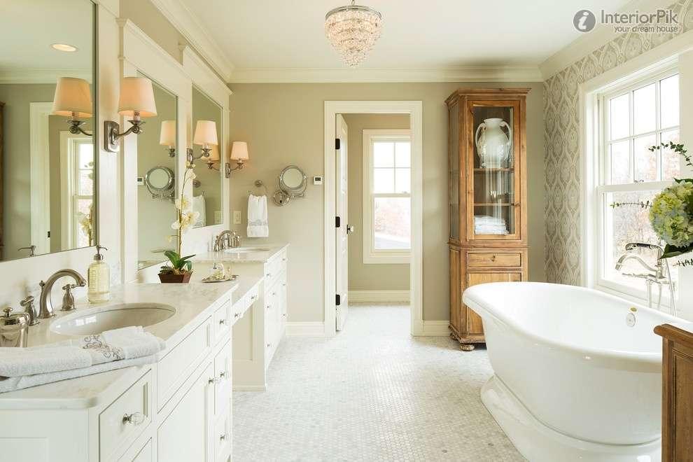 European Style Bathroom Design