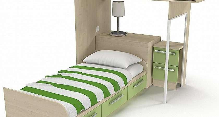 Evan Loft Bed Single Childrens Bunk Beds Sydney