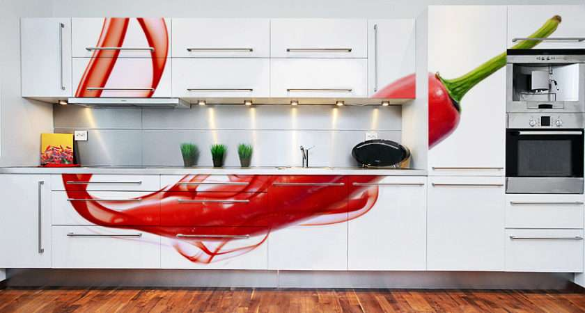 Evolved Kitchen Murals Custom Wall Paper Designer
