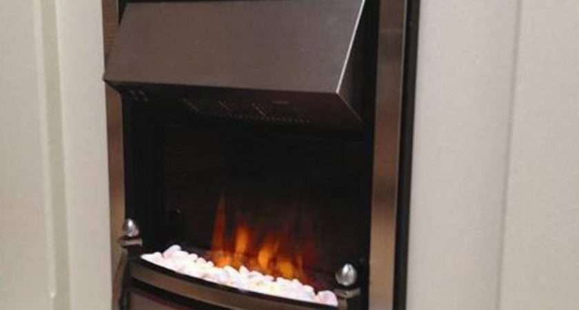 Evonic Saphir Designer Electric Fires