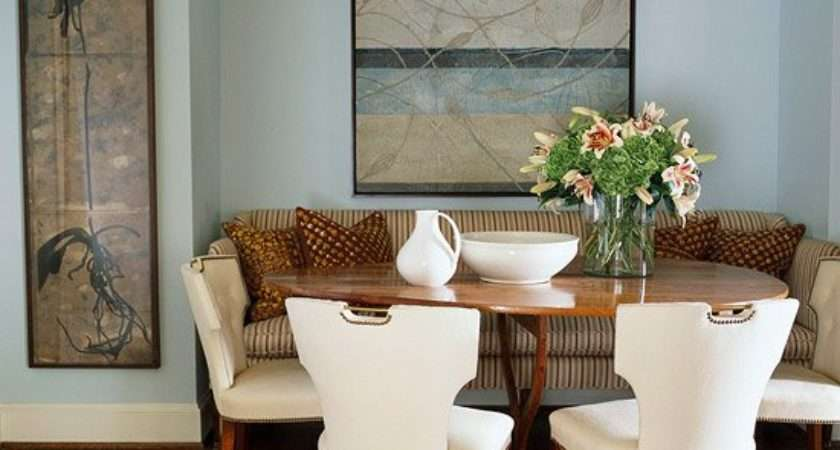 Examples Dining Rooms Small Spaces