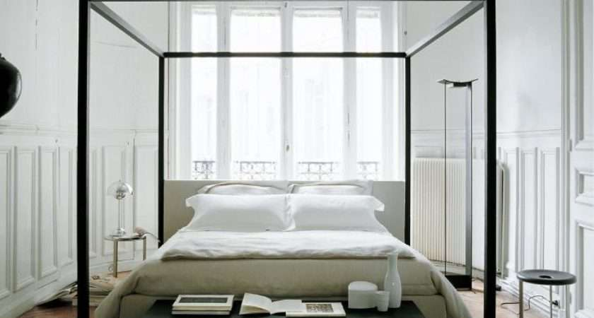 Examples Modern Sexy Four Poster Canopy Beds