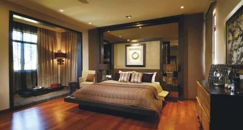 Exotic Tropical Bedroom Designs Escape Cold