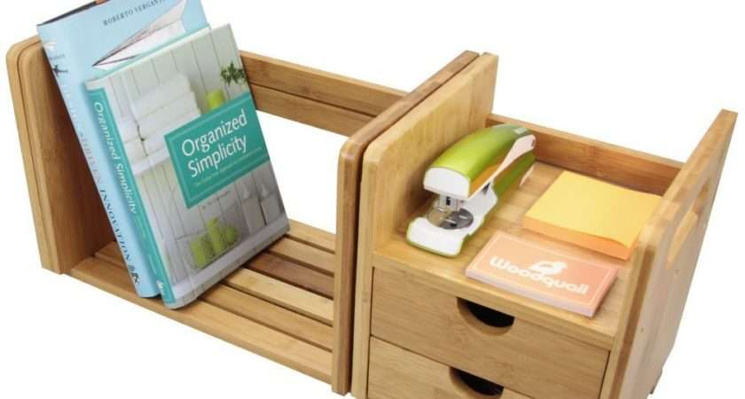 Expandable Adjustable Bookshelf Drawers