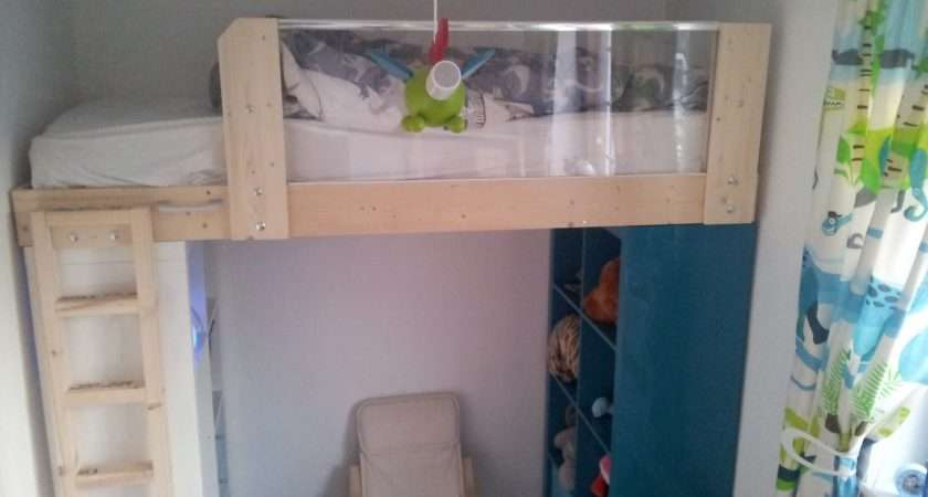 Expedit Loft Bed Ikea Hackers