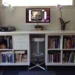 Expedit Standing Desk Under Ikea Hackers