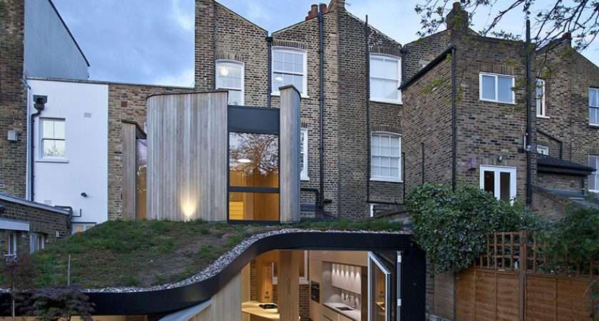 Exquisite Victorian House London Defined Sculptural