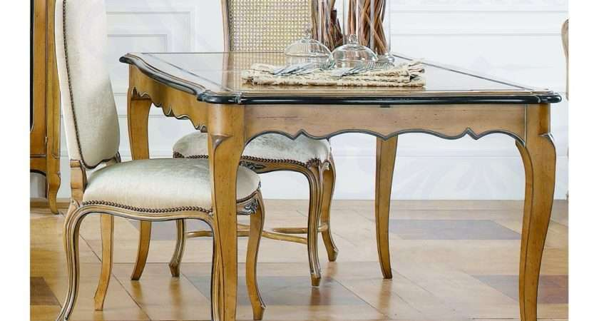 Extending Dining Table French Style Swanky Interiors