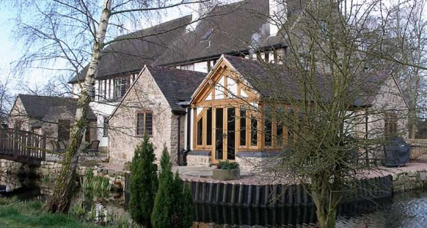 Extension Alterations Medieval Period Property Roy
