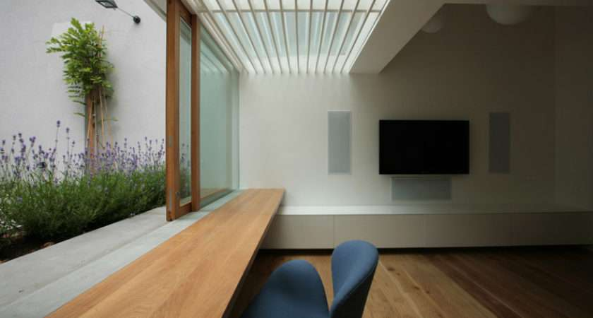 Extension Design Tamir Addadi Architecture Interior