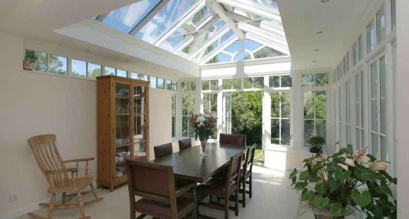 Extension Ideas Home Orangeries