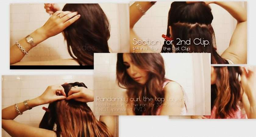 Extensions Home Ombre Hair Hot Everywhere One Form