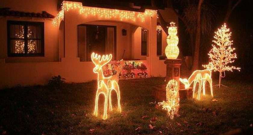 Exterior Christmas Decorating Ideas Inspirationseek