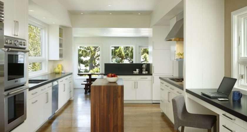 Exterior Plan Potrero House Kitchen Design Cary Bernstein