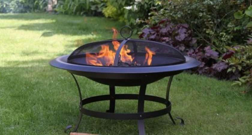 Extra Large Steel Fire Pit Diameter Savvysurf