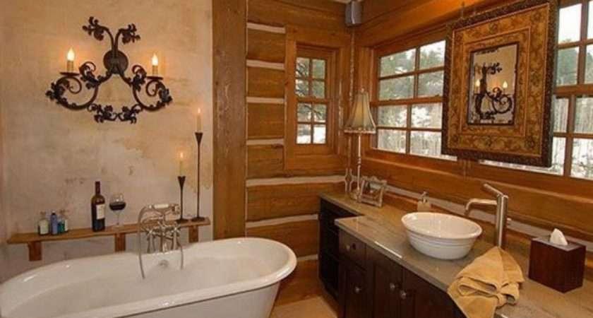 Extraordinary Rustic Bathroom Design Ideas