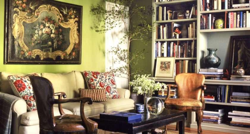 Eye Design Olive Green Interiors