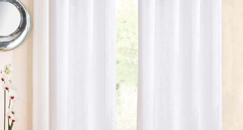 Eyelet Voile Curtains Curtain Menzilperde