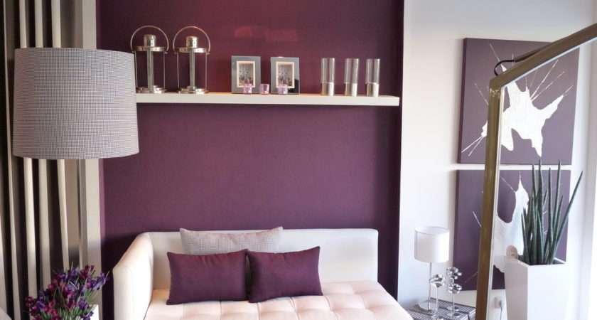 Fabulous Purple Bedroom Ideas Adults Decorating