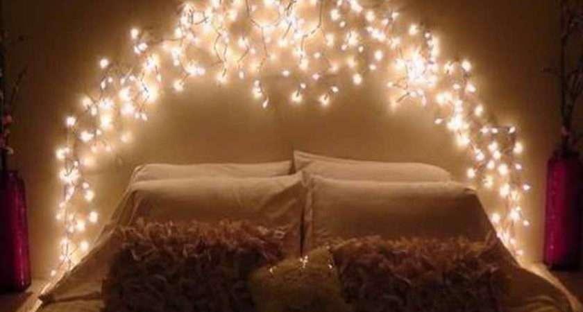Fairy Lights Bedroom Beautiful Decoration Elegant