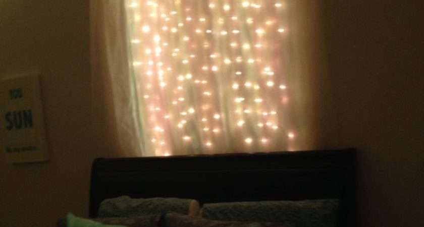 Fairy Lights Teenage Bedrooms Tumblr Rooms Cool