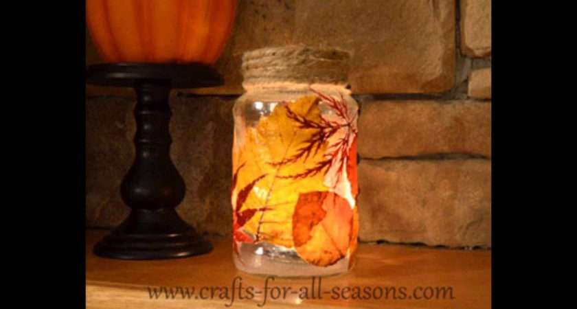 Fall Arts Crafts Adults Easy Craft Ideas Tierra Este