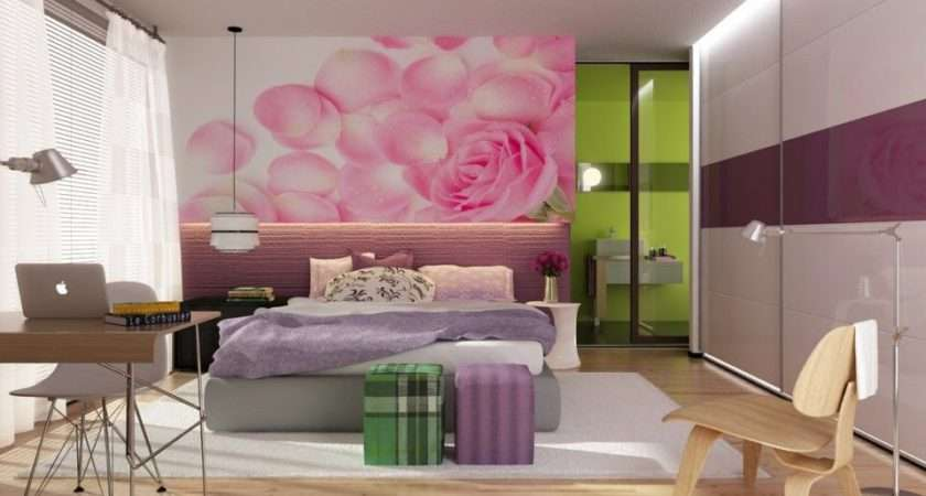 Fancy Modern Girls Room Decor Ideas Home Interior Design