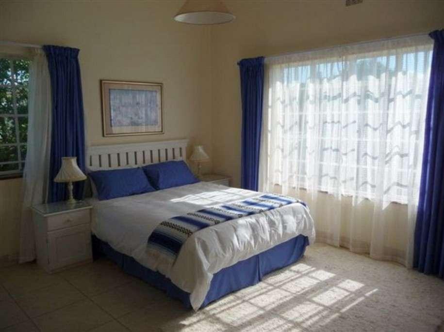 Fantastic Cool Colors Bedrooms Blue Curtain Windows