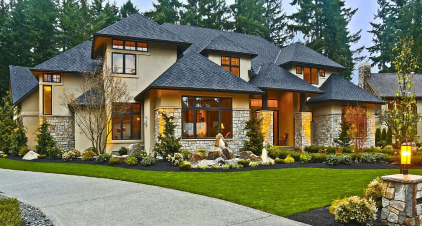 Fantastic Country Modern House Plans Plan