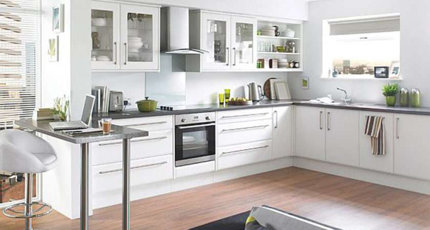 Fantastic White Kitchen Decor