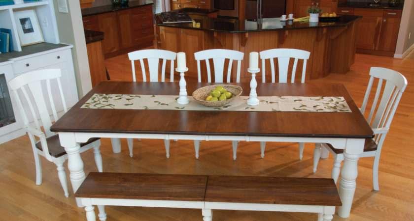 Farmhouse Kitchen Table Chairs Farm House