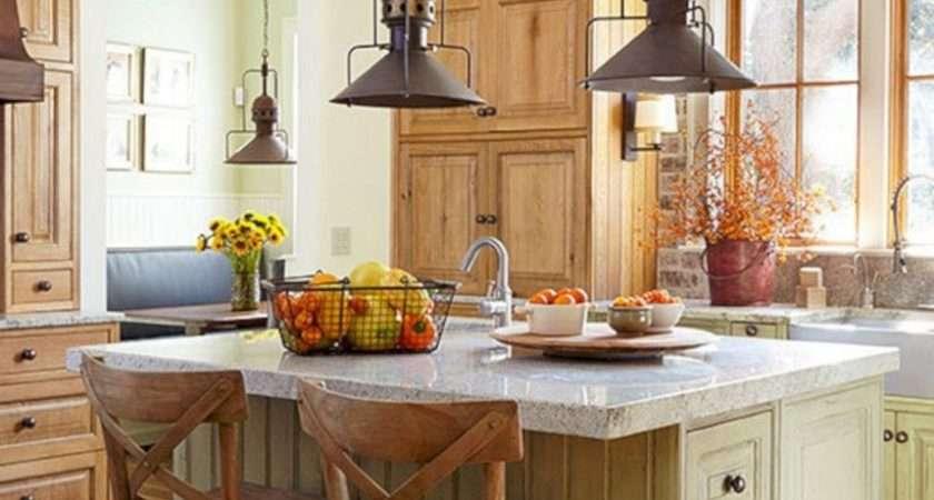 Farmhouse Rustic Small Kitchen Design Decor Ideas